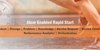 Alcor Enabled Rapid Start- Service Management Success at LightSpeed