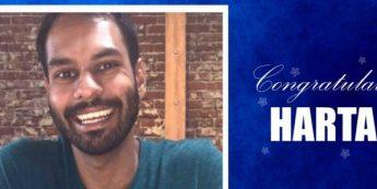 Hartaj Features In Alcor's Employee Success Story |  Congratulations!