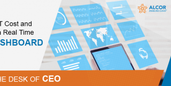 Manage IT cost and value with Real Time CIO Dashboard