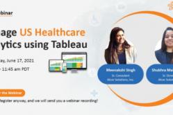 Manage US Healthcare Analytics using Tableau