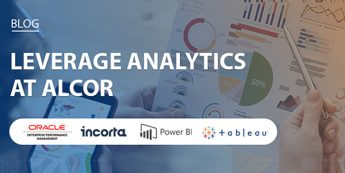 Oracle EPM, Incorta, Power BI, and Tableau