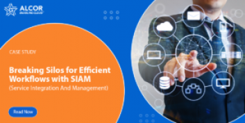 Breaking Silos for Efficient Workflows with SIAM