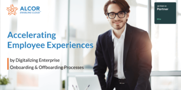 Accelerating Employee Experiences By Digitalizing Enterprise Onboarding & Offboarding Processes